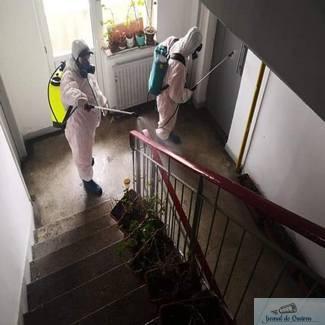 DSP Dolj face verificari in scandalul dezinfectantului : Aviz dat dintr-o eroare!