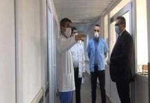 Spitalul Clinic Judetean de Urgenta Craiova a pregatit 90 de paturi pentru pacienti infectati cu coronavirus
