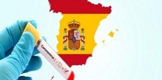 Coronavirus Spania : cel mai mic numar de decese din ultimele 9 zile
