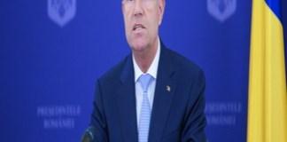 Klaus Iohannis a anuntat noi masuri dupa 15 iunie