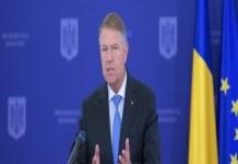 VIDEO Presedintele Romaniei, Klaus Iohannis : In PSD incep sa se plateasca polite. Legile justitiei trebuie reparate!
