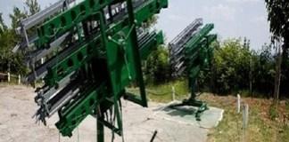 Ministrul Agriculturii si Dezvoltarii Rurale, Adrian Oros, a aprobat Nota de Fundamentare a Proiectului Sistem Antigrindina Dabuleni