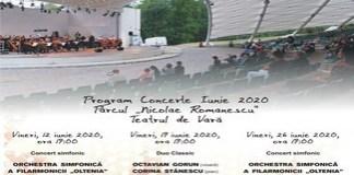 """Filarmonica """"Oltenia"""" Craiova revine cu evenimente în aer liber!"""