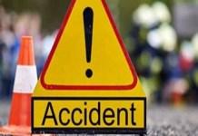 A intrat cu tractorul in masina .. Patru persoane, intre care si o fetita de 12 ani, au ajuns la spital