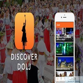 Consiliul Judetean Dolj aloca 36.000 de lei pe an pentru aplicatia Discover Dolj .