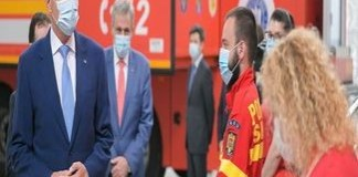 Presedintele Klaus Iohannis : Unitatile mobile ATI - o mare reusita