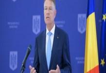 "Presedintele Romaniei, Klaus Iohannis , mesaj dupa gravele inundatii. Anunta campanii ""sustinute de impadurire"""