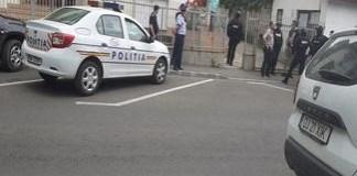 Cei cinci barbati care au atacat în trafic alți trei tineri au fost audiati azi la Parchet ..
