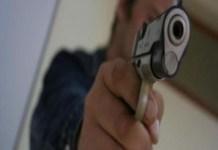 Pistol detinut ilegal, retinut in comuna Cetate