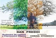 Filarmonica Oltenia Craiova : ANOTIMPURILE de VIVALDI in Parcul Romanescu