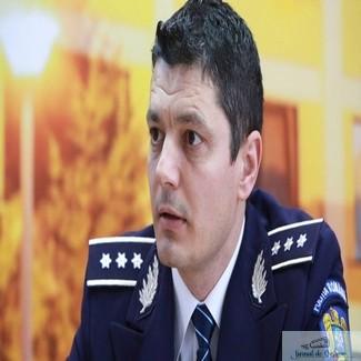 La IPJ Dolj a fost schimbata conducerea . Un ofiter din Timis, detasat la conducerea IPJ Dolj