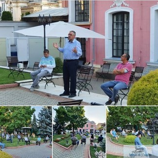 Nicolae Giugea , candidat PNL la Primaria Craiova : Untold la Craiova și orașul nostru Capitala Europeană a Tineretului.