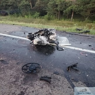 Accident mortal pe Centura de Nord a Craiovei in aceasta dimineata ..