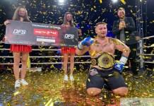 KickBox: Tancul Olteniei castiga piramida lui Morosanu ! Alin Ionuț Iancu castiga centura si 10.000 de euro ..