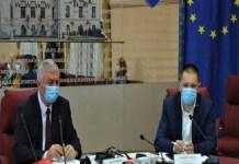 Ion Prioteasa , Presedintele CJ Dolj infectat cu coronavirus ! Cosmin Vasile trebuie sa stea in izolare 14 zile ..