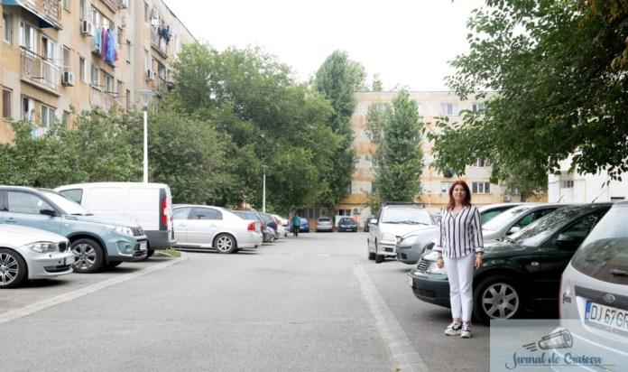 """ANIȘOARA STĂNCULESCU, Candidat la Primăria Craiova: """"Am soluții la problema parcărilor"""" 1"""