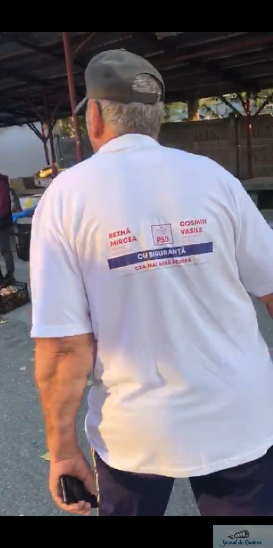 Președinte de secție de votare, agent electoral al PSD Dolj 2