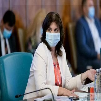 """Ministrul educației și cercetării, Monica Cristina Anisie: """"Strategia pentru digitalizarea Educației din România trebuie să devină un proiect de țară"""""""