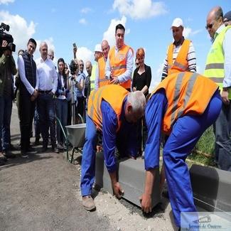 Olguta Vasilescu se incurca in minciuni cand vine vorba de autostrada Craiova-Pitesti