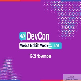 Pe 17 noiembrie, DevCon Live reunește speakeri de la Google, Spotify și Cognizant Softvision în cadrul Web & Mobile Week