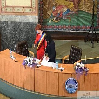 Petre Becheru : Delir penal în Primăria Craiova - Abuz în serviciu și uzurpare de calități oficiale pentru preamărirea Olguțaței