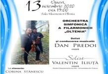 Filarmonica Oltenia Craiova : Concert online Bach&Vivaldi