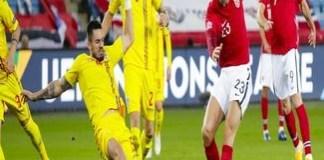 Fotbal : Meciul România - Norvegia, anulat!