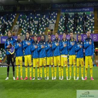 Fotbal : Rezultat de egalitate în ultimul meci din 2020 pentru tricolori! Irlanda de Nord-România 1-1