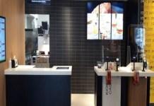 McDonald's a investit 260.000 de euro în digitalizarea restaurantului de pe Calea București
