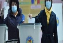 Alegeri în Republica Moldova - Maia Sandu a votat. Mesaj special către diaspora!