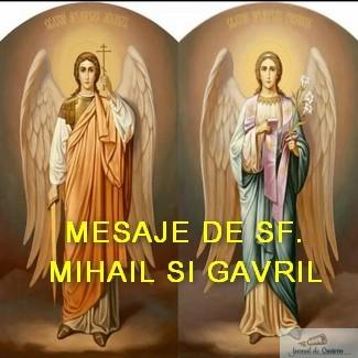 MESAJE de SFANTUL MIHAIL şi GAVRIIL 2020. Felicitari, urari si mesaje SMS pe care le poti trimite familiei, prietenilor sau colegilor