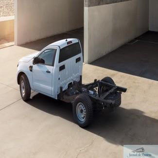 Ford Ranger va fi disponibil și în versiunea de autoșasiu convertibil începând cu ianuarie 2021