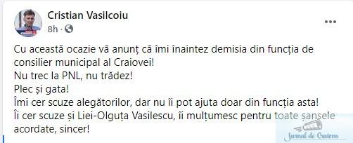 Cristian Vasilcoiu motivul de cearta dintre Olguta Vasilescu si Claudiu Manda ... 1