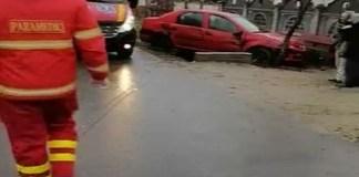 Accident mortal in Dolj ! Un sofer baut a lovit mortal un pieton aflat pe marginea drumului