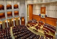 Parlamentarii doljeni au depus juramantul in plenul Parlamentului ...