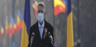 Klaus Iohannis , Presedintele Romaniei : Niciodata in ultimele decenii nu am intampinat 1 Decembrie cu atat ingrijorare si strangere de inima