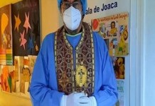 """Marcel Radut Seliste, preotul SCJU Craiova,ia atitudine impotriva AUR, dupa ce un deputat AUR si-a aruncat sfidator masca: """"Sper sa nu fie nevoie sa te vizitez la Sectia ATI Covid"""""""