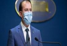 Premierul României se vaccinează public împotriva COVID