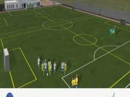 """In Bailesti #SePoate ! Proiectul """"Construire bază sportivă TIP 1 în municipiul Băileşti"""" a intrat """"în linie dreaptă"""""""