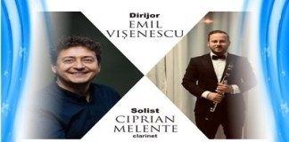 "Concert de clarinet la Filarmonica ""Oltenia"" Craiova"