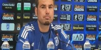 Adrian Mutu a plecat de la FCU Craiova!