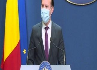 Florin Citu : Incepe vaccinarea populației împotriva Covid-19 cu doza a 3-a, din 28 septembrie