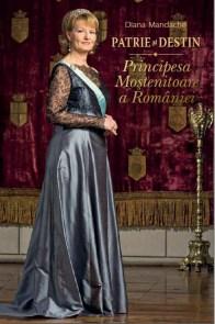 Carte lansata pe 31 mai 2012 la Bookfest in prezenta Principesei de Coroana a Romaniei si a Principelui Radu