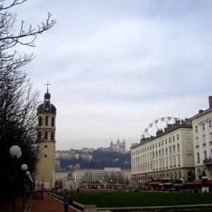 Consideratii de tot felul despre Lyon: la prima vedere…