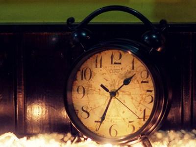 Timpul…