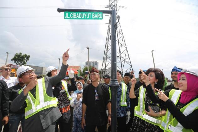 Hasil gambar untuk gambar Pemkot Bandung Bangun Jalan Tembus Cibaduyut - Kopo