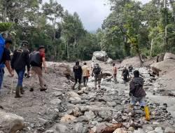 Antisipasi Bencana Tim BPDB Lakukan Survei Lokasi Pasca Galodo
