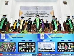 IAIN Batusangkar Sukses Laksanakan Wisuda Virtual