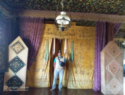 "Filosofi Anjung Paranginan Museum Istano Basa Pagaruyung "" SUMBANG 12″"