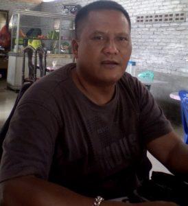 Foto: Bonar Nababan. Ketua LSM PIPMI Sumatera Utara